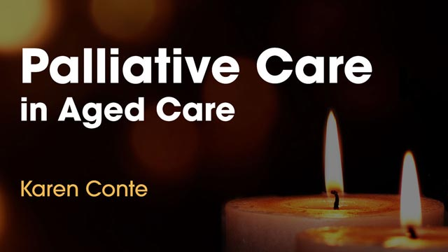 Cover image for: Palliative Care in Aged Care