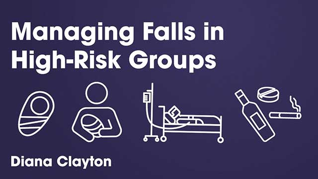 Cover image for: Managing Falls in High-Risk Groups