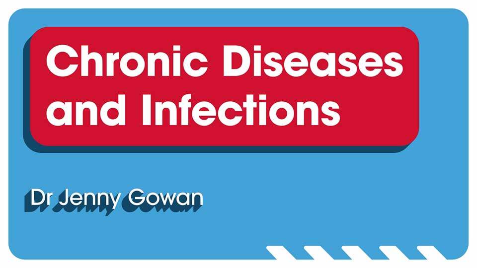 Cover image for: Chronic Diseases and Infections