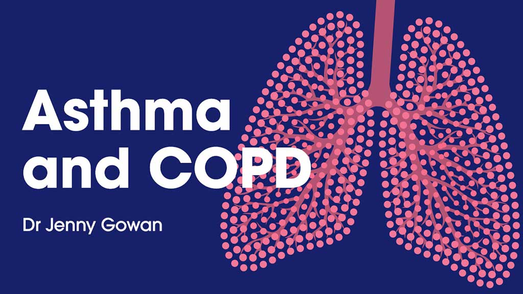 Cover image for: Asthma and COPD