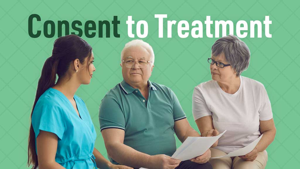 Cover image for: Consent to Treatment