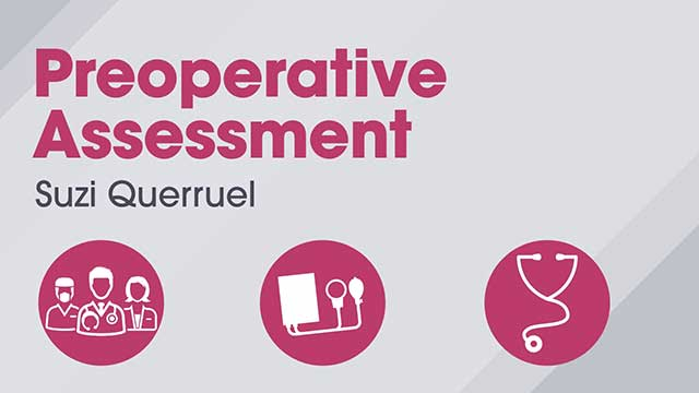 Cover image for: Preoperative Assessment