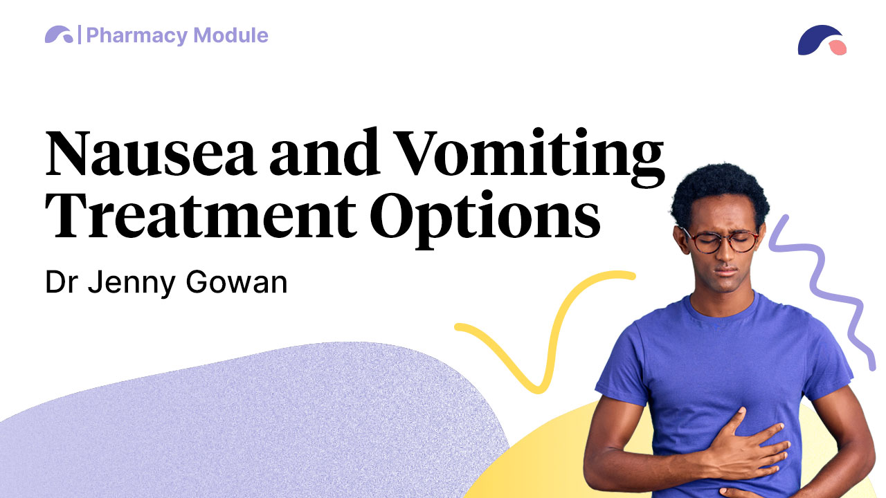 Cover image for: Nausea and Vomiting Treatment Options